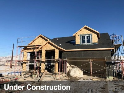 Lehi Single Family Home For Sale: 2656 N Wallace Way #134
