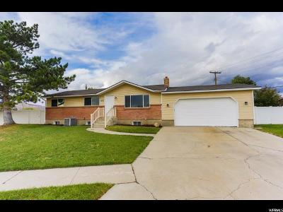 Tremonton Single Family Home For Sale: 810 N 100 W