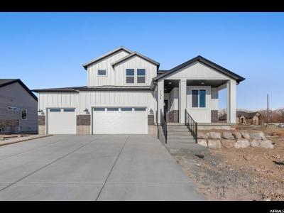 Lehi Single Family Home For Sale: 1124 W 500 N