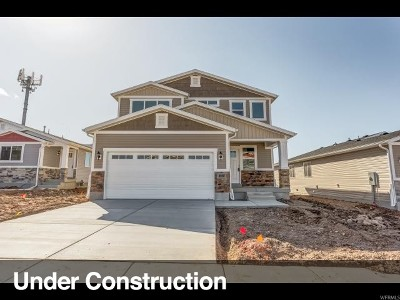 Magna Single Family Home For Sale: 3878 S Sigma Dr W