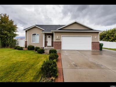 Nibley Single Family Home For Sale: 3023 S 1000 W