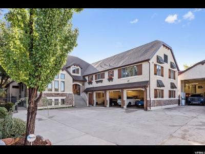 Cottonwood Heights Single Family Home For Sale: 1592 E Chapel Oaks Cir S