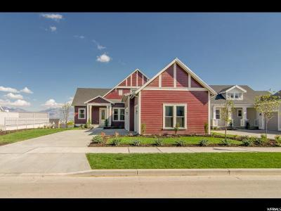 South Jordan Single Family Home For Sale: 10693 S Lake Terrace Ave W #202