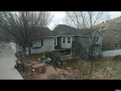 Provo Single Family Home For Sale: 4711 Brentwood Cir