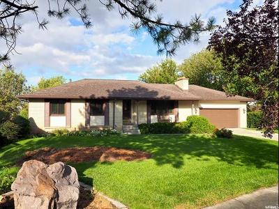 Cottonwood Heights UT Single Family Home For Sale: $484,900