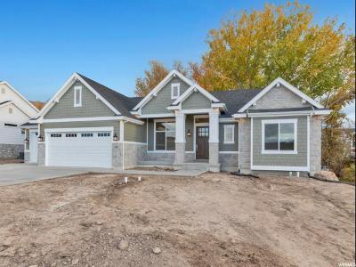 Kaysville Single Family Home For Sale: 617 E Whisper Creek Dr