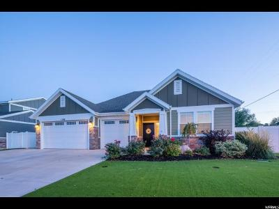 Cottonwood Heights Single Family Home For Sale: 1708 E Chalis Ln