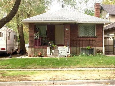 Salt Lake City Multi Family Home For Sale: 2416 S 800 E