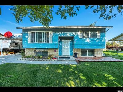 Salt Lake City Single Family Home For Sale: 5717 S China Clay Dr