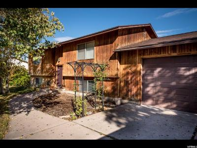 Hyde Park Single Family Home For Sale: 277 W 375 N