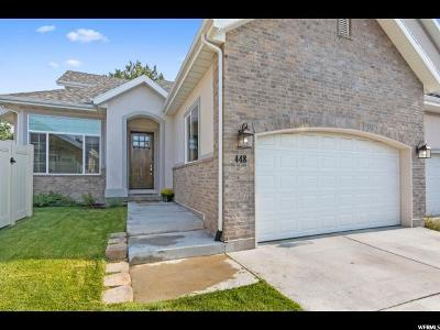 Provo Single Family Home For Sale: 448 E 2260 N