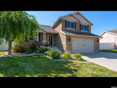 Herriman Single Family Home For Sale: 12294 Midas Quarry Rd