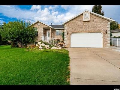 Davis County Single Family Home For Sale: 157 S Archie Ave E