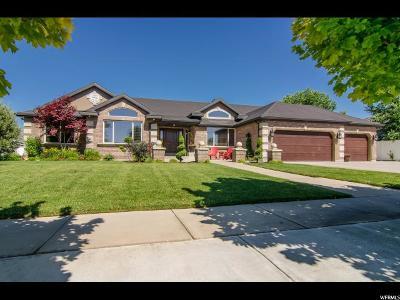 South Jordan Single Family Home For Sale: 9947 S Eden Crest Rd W