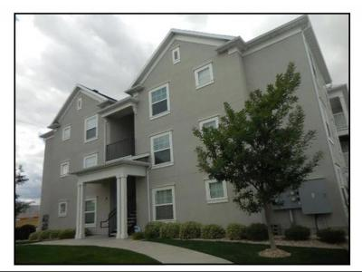 South Jordan Condo For Sale: 11783 S Currant Dr #106