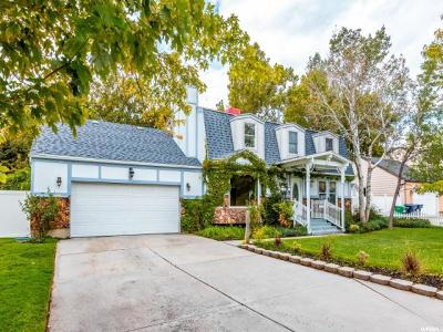 Sandy Single Family Home For Sale: 11632 S 1700 E