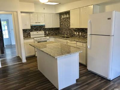 West Valley City Single Family Home For Sale: 3176 S Barney St W