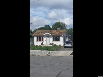 Price UT Single Family Home For Sale: $62,500