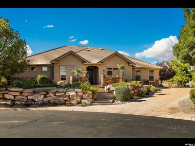 St. George Single Family Home For Sale: 2888 N Rolling Stone Cir