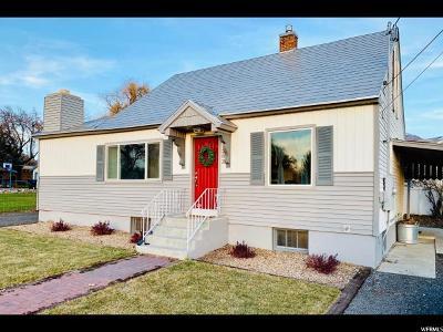 Smithfield Single Family Home For Sale: 282 N 100 E
