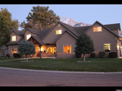Holladay Single Family Home For Sale: 4391 S Doris Way