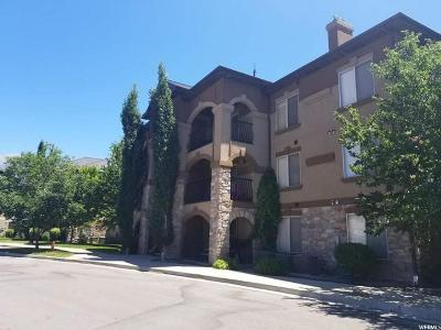 Pleasant Grove Condo For Sale: 581 S 2220 W #204