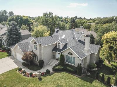 Cottonwood Heights UT Single Family Home For Sale: $779,900
