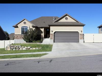 Santaquin Single Family Home For Sale: 559 Stone Way