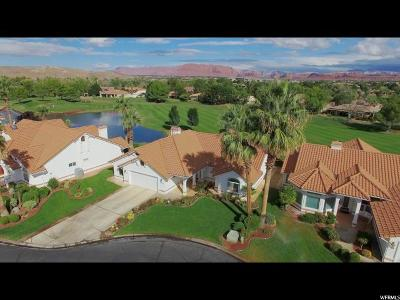 St. George Single Family Home For Sale: 150 S Crystal Lakes Dr. #64
