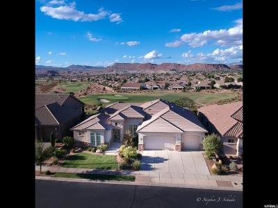 St. George Single Family Home For Sale: 1564 Heatherglen Dr