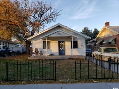 Provo Single Family Home For Sale: 768 W 100 N