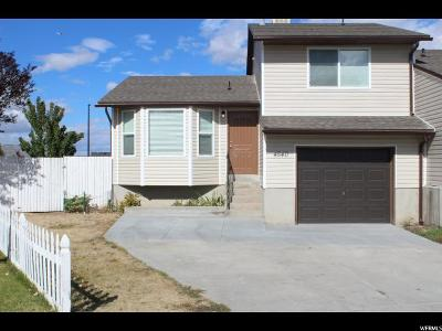 West Jordan Single Family Home For Sale: 4540 W Barrington Dr