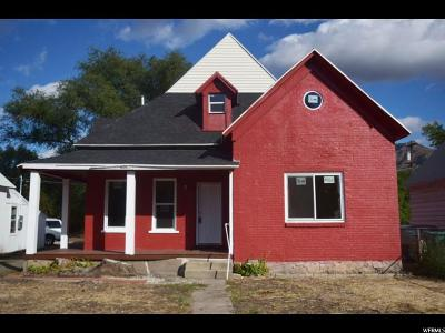 Weber County Single Family Home For Sale: 2836 S Lincoln Ave E