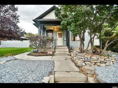 Salt Lake City Multi Family Home For Sale: 1821 S 1100 E