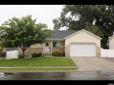 American Fork Single Family Home For Sale: 322 W 370 S