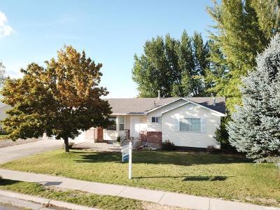Hyrum Single Family Home For Sale: 1057 E 30 S