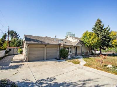 Holladay Single Family Home For Sale: 5202 S Gurene Dr