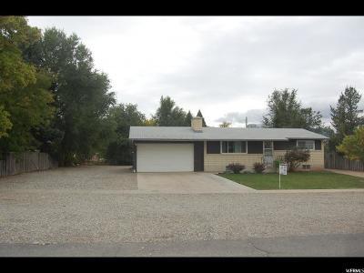 Salem Single Family Home For Sale: 376 E 200 S