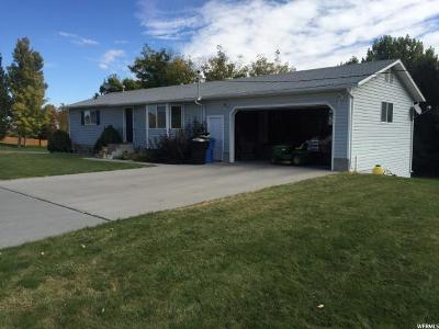 Wellsville Single Family Home For Sale: 26 S 200 W