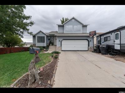 Spanish Fork Single Family Home For Sale: 753 E 600 N