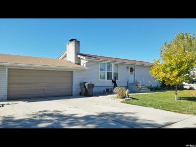 Orangeville UT Single Family Home For Sale: $125,000