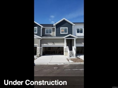 Lehi Townhouse For Sale: 1777 N 3720 W #1004