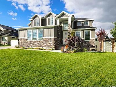 West Jordan Single Family Home For Sale: 2524 W Garden Creek Way