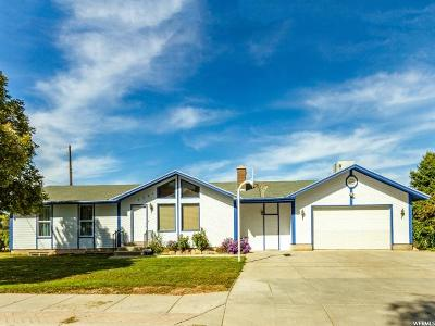 West Valley City Single Family Home For Sale: 3594 W 3800 St S