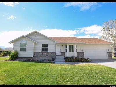 Grantsville Single Family Home For Sale: 88 S Orchard Ln