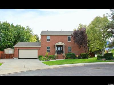 Orem Single Family Home For Sale: 666 W 350 S