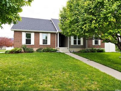 Draper Single Family Home For Sale: 146 E Rawlins Cir S