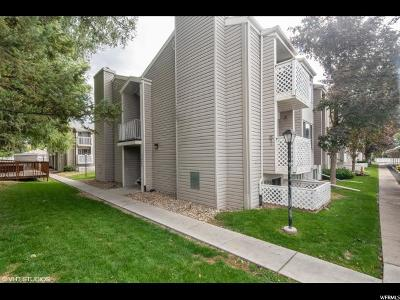 Murray Condo For Sale: 875 E Arrow Head Ln S #5
