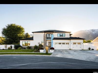 Mapleton Single Family Home For Sale: 1026 N 120 W