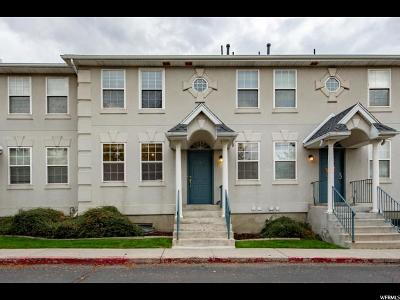 Orem Townhouse For Sale: 1947 S Columbia Ln E #4